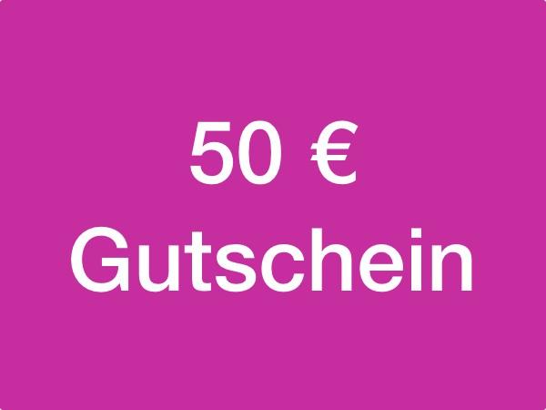 50 EUR Gutschein Brunner